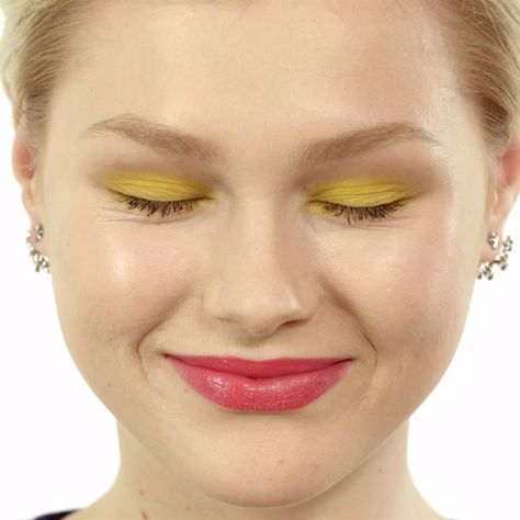 How to: Brighten your look with a pop of color - make_up_pintennium