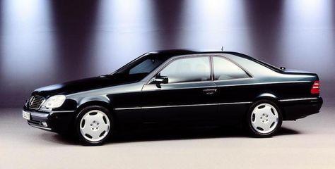 Mercedes Benz S Cl Coupe