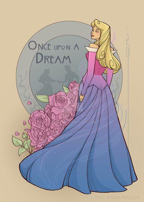Once Upon a Dream by khallion.deviantart.com on @DeviantArt