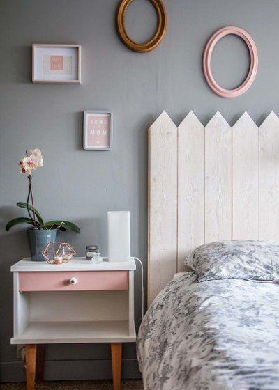Skandinavisch Schlafzimmer By Justine Mace Rosa Schlafzimmer Altrosa Schlafzimmer Skandinavisches Schlafzimmer