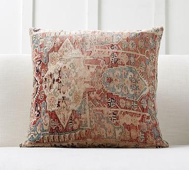 Indian Handicrafts Velvet Throw Pillows Triple Cates