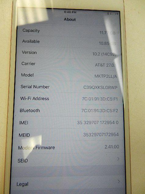 Custodia IPhone 6 Plus in 24066 Villa