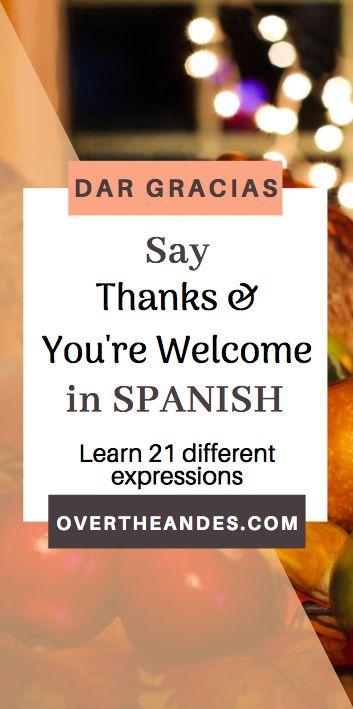 Pin On Spanish Language Teaching