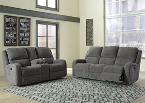 Furniture Liquidators Krismen Charcoal