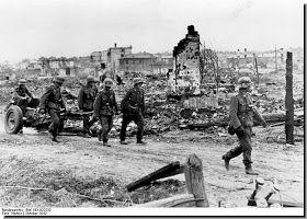 Battle Of Stalingrad July 17 1942 February 2 1943 In