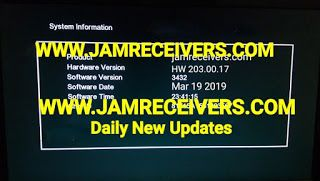 Hello Friends Today Im Sharing HW 203 00 17 Receivers new