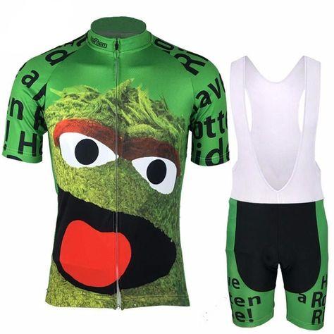 Kit Ciclismo Bike Racing Bekleidung Casual Männer Radtrikot /& Shorts Set