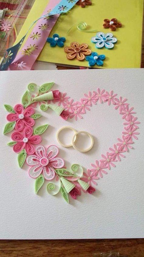 paper quilling flowers #paperquillingpetalstutorial
