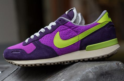 premium selection ec7ee 18657 Nike Air Vortex VNTG   Purple   Cyber Yellow
