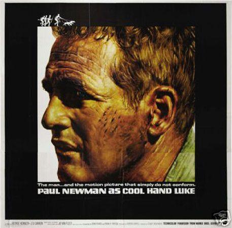 Paul Newman 'Cool Hand Luke' Film print (12 x 18)