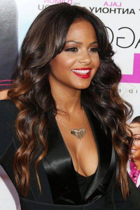 Miraculous Long Wavy Hairstyles For Black Women Womens Hairstyles Medium Natural Hairstyles Runnerswayorg