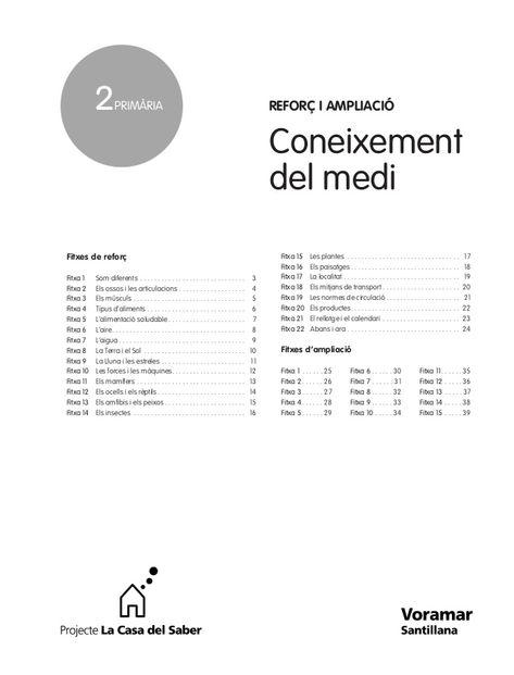 Medi ampliació i reforç