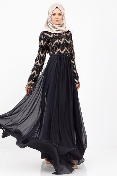 Setrms 2019 Tesettur Abiye Modelleri Elbise Giyim Moda Blogu Moda Giyim Elbise