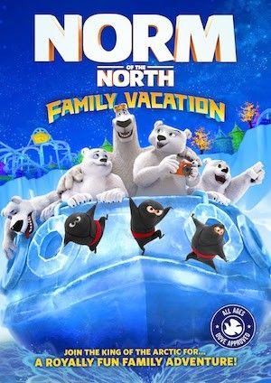 Kings Seal Christmas 2020 Pin by Tabbys Pantry on Kids Movies in 2020 | Norm of the north