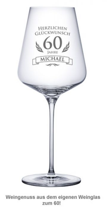 Weinglas Zum 60 Geburtstag Geburtstag Geschenke Frauen