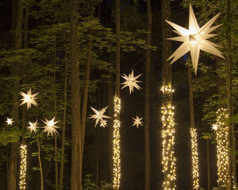 Moravian star lights are a popular Christmas decoration with a rich history. There are several types of moravian star decorations, each uniquely beautiful for use during holidays and events.