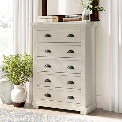 Lark Manor Woodson 5 Drawer Chest Birch Lane In 2021 5 Drawer Chest Furniture Drawers