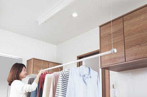 室内物干しユニット ホシ姫サマ 2020 室内物干し 室内ドア 浴室