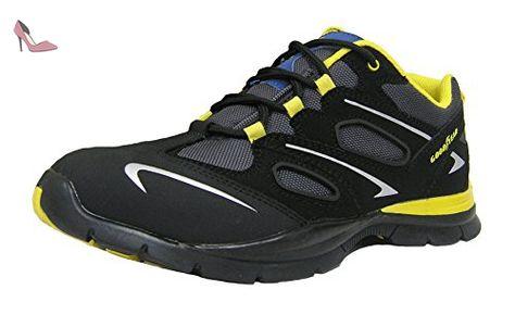 Cofra 19030-000.W39 Fotofinish S3 Chaussures de s/écurit/é SRC Noir//Jaune,39
