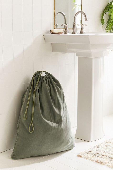 Urban Renewal Vintage Military Laundry Bag Laundry Retro Home