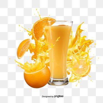 Freshly Squeezed Orange Juice Png And Vector Imagens De Lanches Suco De Laranja Bebidas Laranja