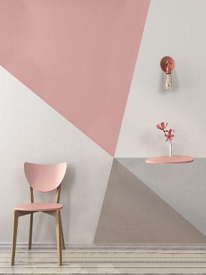 Geometrische Muster Fur Die Wandgestaltung Hagebau De Farben