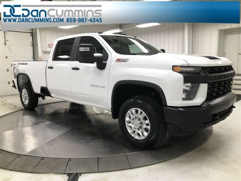 2020 Chevrolet Silverado Work Truck Review And Pricecar Update