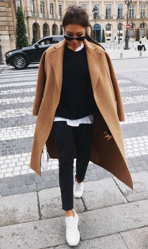 The Camel Coats to Add to Your Closet - FROM LUXE WITH LOVE
