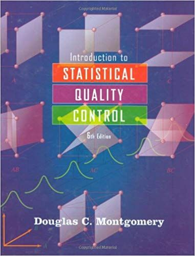 Introduction To Statistical Quality Control 6th Edition Isbn 13 978 0470169926 Problem Solving Strategies Introduction Textbook