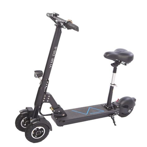 Electric Scooter 48v Three Wheel Electric Scooters 8 5 Inch 450w
