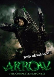 Arrow 6ª Temporada Dublado E Legendado Torrent Hdtv 720p 1080p