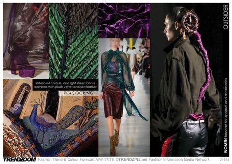 #Trendzine A/W 17-18 trends on #WeConnectFashion - Women's inspiration, Outsider mood