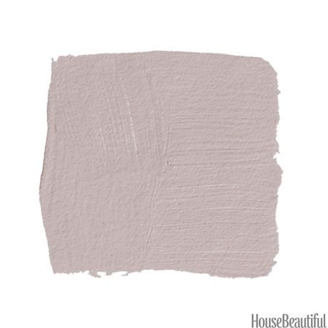 """Mauve SW-0062 """"A velvety gray with just the right amount of lavender. If it had any more lavender in it, it would be well beyond my pain threshold, but it doesn't, so it's perfect."""" —Kerry Joyce Sherwin-Williams"""