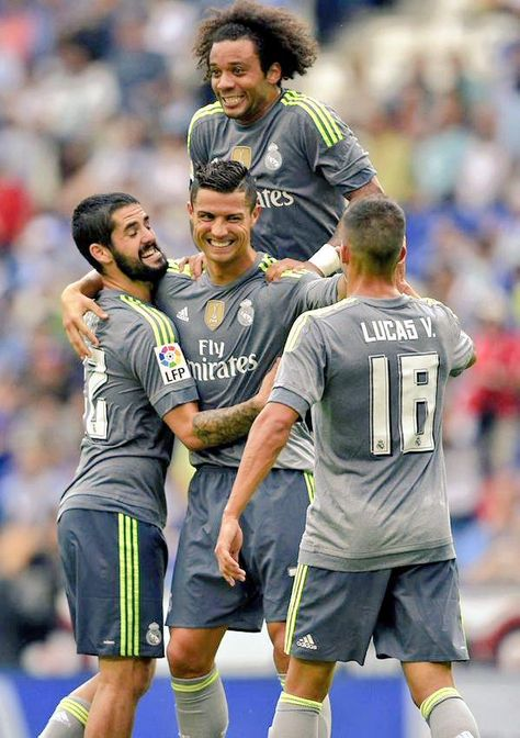 Congratulations to Real Madrid with winning the UEFA Champions League title.