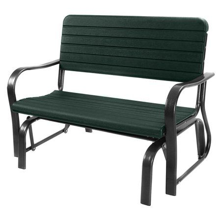 Costway Outdoor Patio Swing Porch Rocker Glider Bench Loveseat Garden Seat Steel Walmart Com Outdoor Patio Swing Patio Swing Porch Rocker