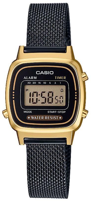 Casio Collection Retro Damenuhr La670wem 7ef Https Www Uhren Versand Herne De Casio Collection Retro Damenuhr La670wem Damenuhr Digitaluhr Edelstahl Armband