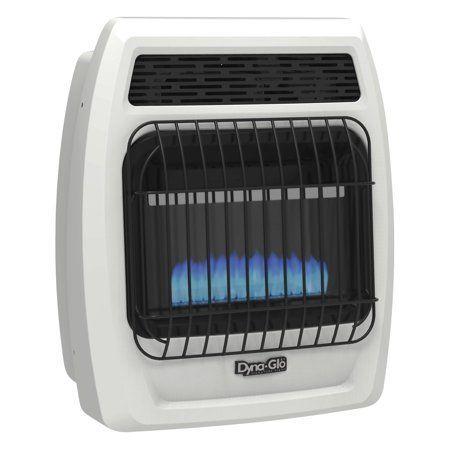 Dyna Glo Bfss10lpt 2p 10 000 Btu Liquid Propane Blue Flame Vent Free Thermostatic Wall Heater Walmart Com Natural Gas Wall Heater Heater Wall Mounted Heater