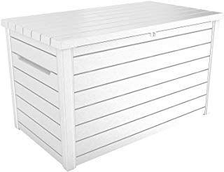 Keter Xxl 230 Gallon Deck Storage Box Outdoor Patio Container