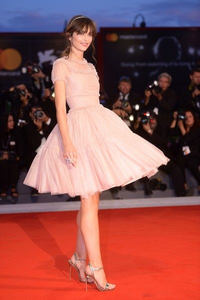 Annabelle Belmondo - Every Must-See Gown From the Venice Film Festival 2017 - Photos