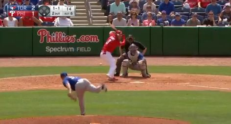Bryce Harper Took a Pitch to the Ankle - crossingbroad.com  Bryce Harper Took a Pitch to the Anklecrossingbroad.com  Fan who told Kapler of Harper deal died in crashMLB.com  Phillies fans threaten Trent Thornton on Twitter after he hits Bryce Harper with pitchYahoo Sports  View full coverage on Google News  #food