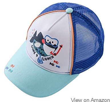3m-6T Accessories BonjourMrsMr Kids Baby Boys Cotton Baseball Cap,with Cute Car Sun Visor Kids Hat