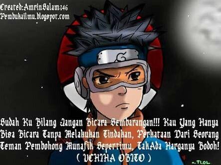 Pin Oleh Coretan Kata Di Quote In Naruto Dengan Gambar Kutipan