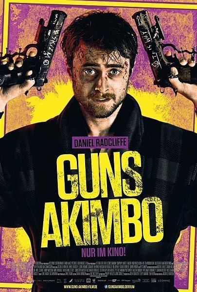 Ver Película Guns Akimbo Completa En Español Sub Hd 1080p Peliculas Ver Películas Daniel Radcliffe