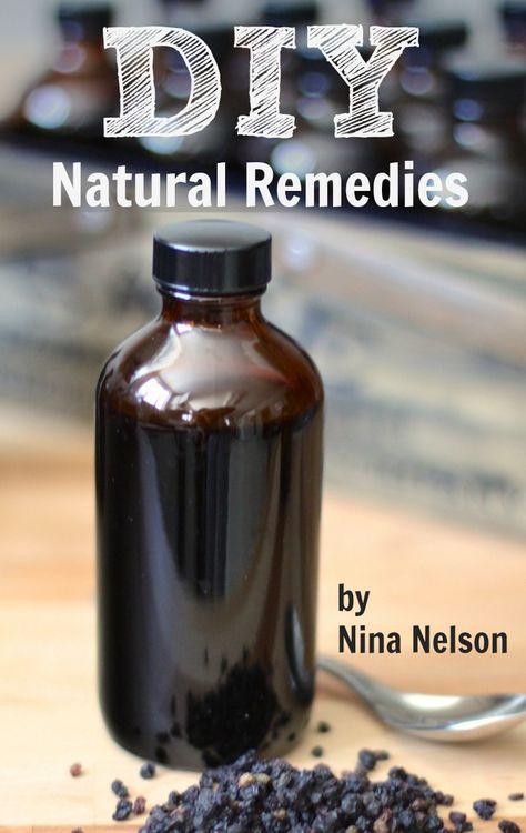 DIY Natural Remedies by Shalom Mama