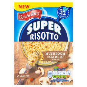 Batchelors Super Risotto Mushroom And Garlic Flavour Asda