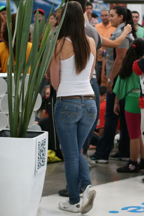 Butts in Jeans