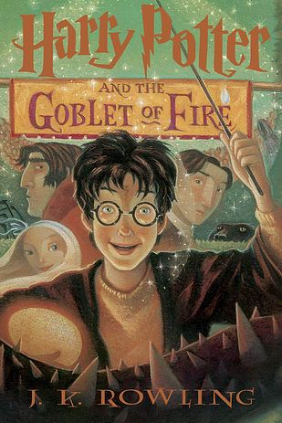 Harry Potter Gets Seven New Illustrated Covers Harry Potter Book Covers Goblet Of Fire Book Harry Potter Goblet