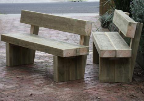 Super Treated Pine Sleeper Bench Seat Treated Pine 3 Sleeper Creativecarmelina Interior Chair Design Creativecarmelinacom