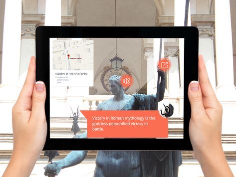 Augmented Reality cultural heritage
