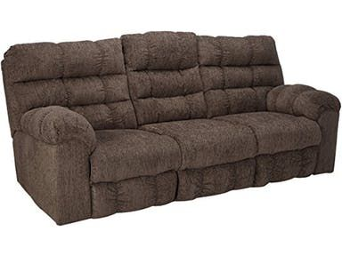 Ashley Living Room Acieona Reclining Sofa With Drop Down Table 5830089 Reclining Sofa Drop Down Table Ashley Furniture